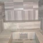 ליטוש קירות בסאונה